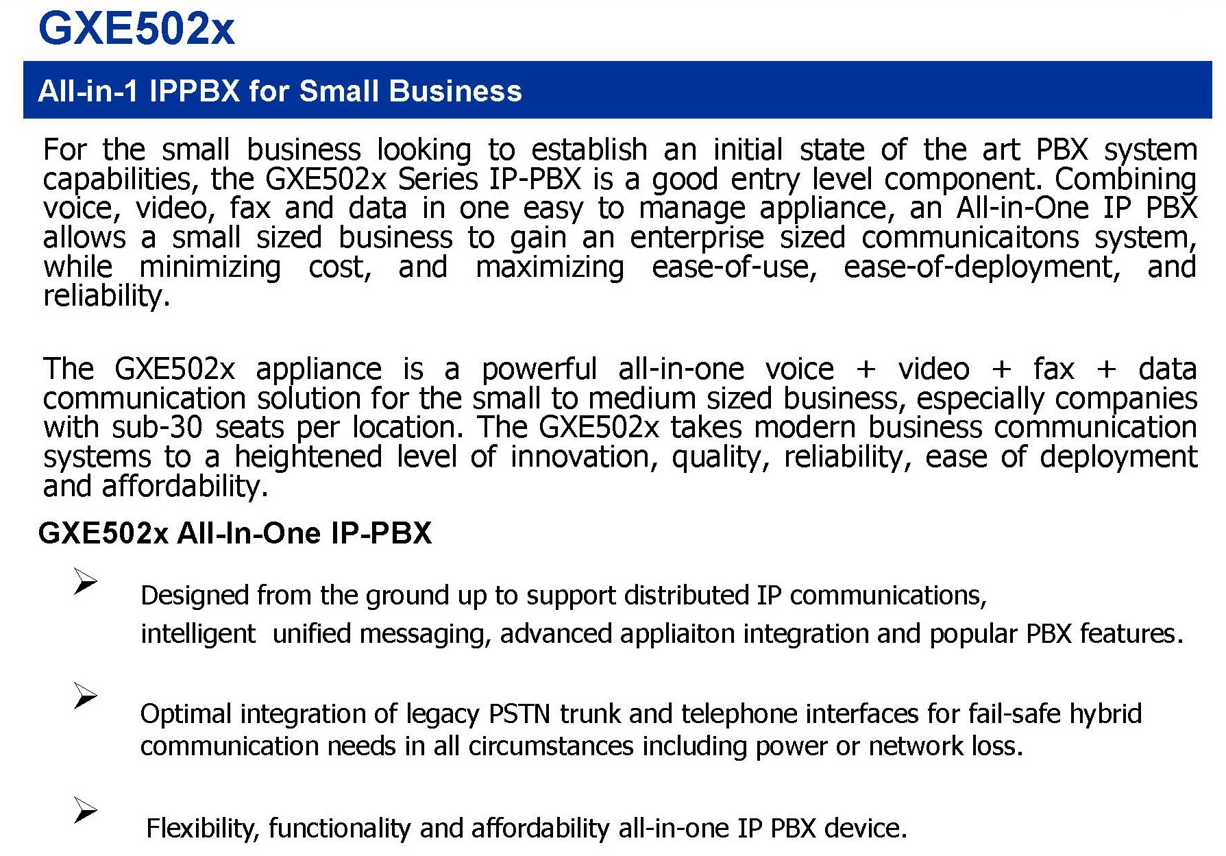 SDG Enterprise Voice Solution for SOHO and SMB segment Page 15
